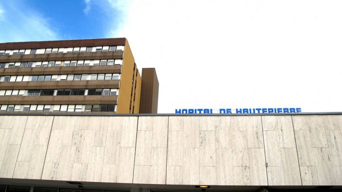 L\'hôpital de Hautepierre