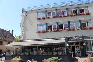 hotel de l'ange guebwiller : cafe bar tapas, ambiance, musique, restaurant, florival,