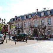 Hôtel de ville - Mairie de Rosheim