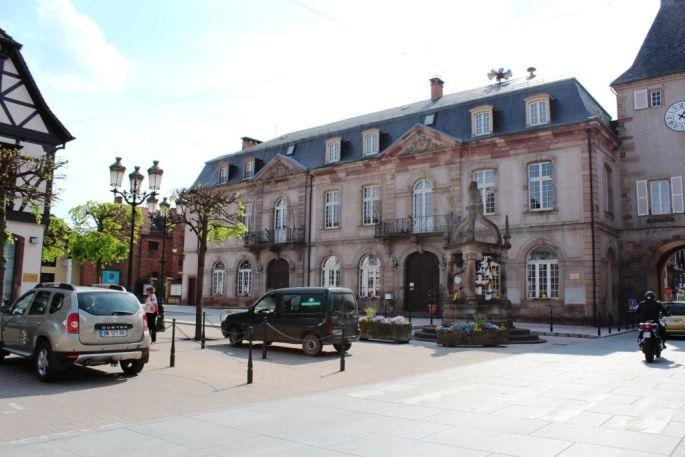 Hôtel de Ville de Rosheim