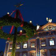 Noël 2020 à Gengenbach (D) : Marché de l\'Avent