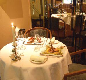 Restaurant Le Steinbach Hotel Du Parc Mulhouse