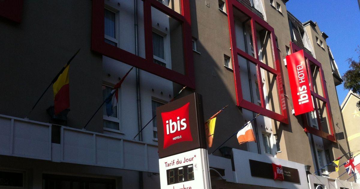 Rencontre hotel ibis