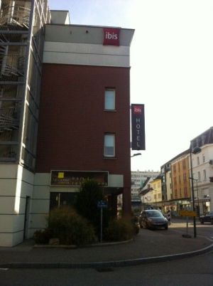 Hotel Ibis Saint-Louis