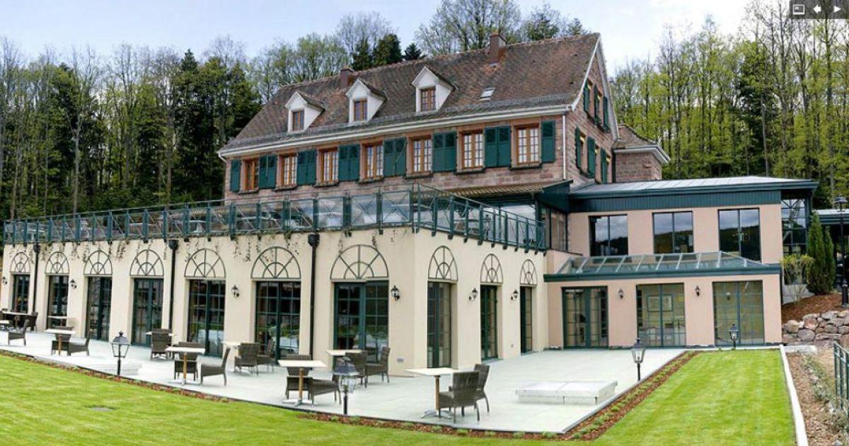 Hotel De Charme Haut Rhin