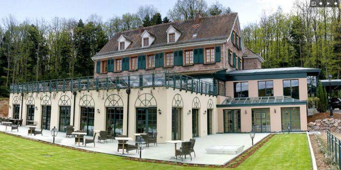 Hôtel Les Violettes**** Spa