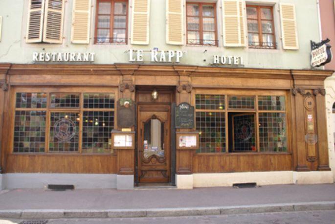Hôtel Restaurant Rapp