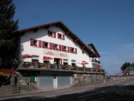 Hôtel - Restaurant Wolf