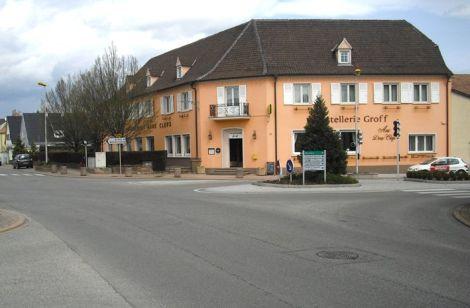 Hôtel Restaurant Aux 2 Clefs