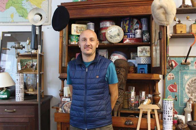 Après Mulhouse, Gaëtan Beaudrey envisage d\'ouvrir une boutique à Strasbourg