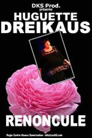 Huguette Dreikaus : Renoncule