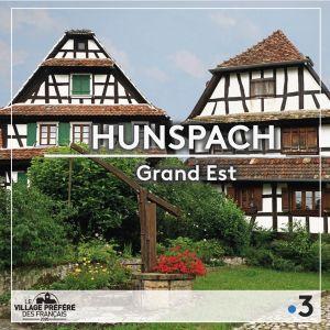 Le village préféré des français 2020: Hunspach!