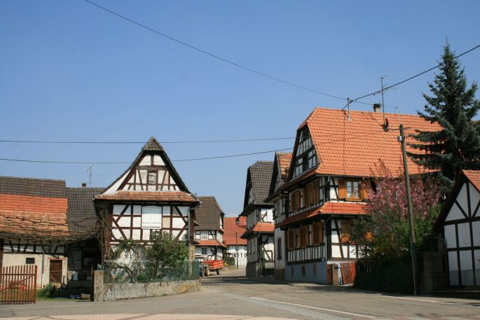 Hunspach, le plus beau village de France 2020 !