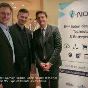 i-Novia - Festival de l\'Innovation 2018 à Strasbourg