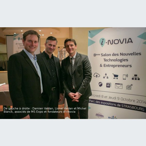 Festival de l 39 innovation nouvelles technologies for Salon des nouvelles technologies