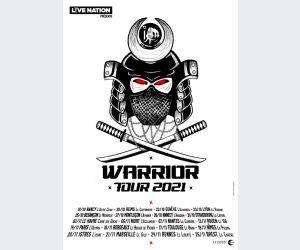Iam Warrior Tour 2021
