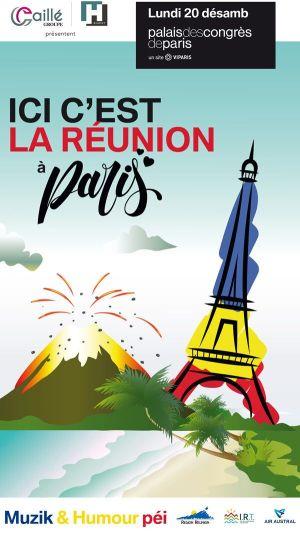 Ici La Reunion A Paris