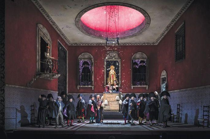 Le Barbier de Séville, c\'est une ouverture inoubliable et de nombreux airs célèbres