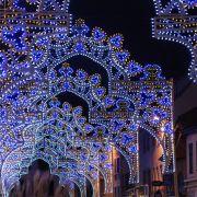 Noël 2017 à Montbéliard : Les Lumières de Noël