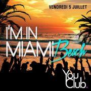 I\'m in Miami beach