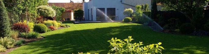 Stéphane Nueffer offre ses services pour rendre votre jardin et gazon plus beau que jamais...Détendez vous, il s'occupe de tout…