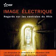 Image électrique - Regards sur les centrales du Rhin