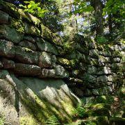 Mur païen du Mont Saint Odile