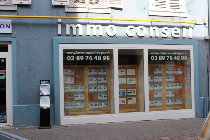 Immo conseil dagon guebwiller agence immobili re for Conseil immo