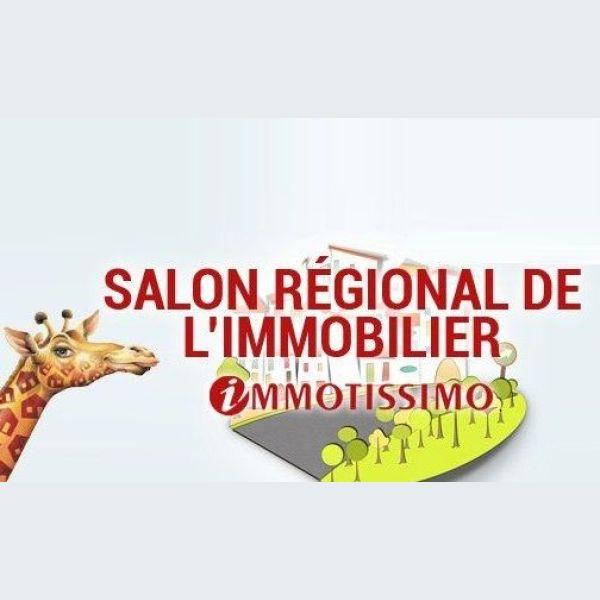 Immotissimo metz 2018 foire et salon parc expo de metz for Salon immobilier