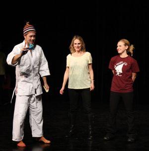 Les Impropulseurs de Mulhouse, une joyeuse troupe de théâtre amateur férue d\'improvisation !