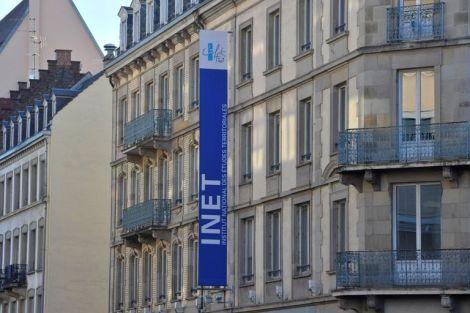 L'INET, située à Strasbourg comme l'ENA, est la grande école de la fonction publique territoriale.