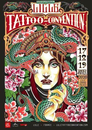 International Lille Tattoo Convention 2020