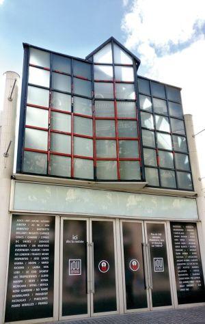 IOU se trouve à la place de l\'ancien H&M au centre de Mulhouse