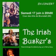 Irish Busker\'s