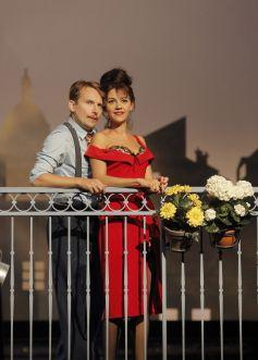 La pièce Irma la Douce avec Lorant Deutsch