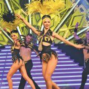 Iryna Shcherbak, danseuse de cabaret : des sacrifices nombreux... pour le plaisir des yeux