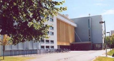 L\'ITIRI se situe dans le Bâtiment Pangloss de l\'UDS
