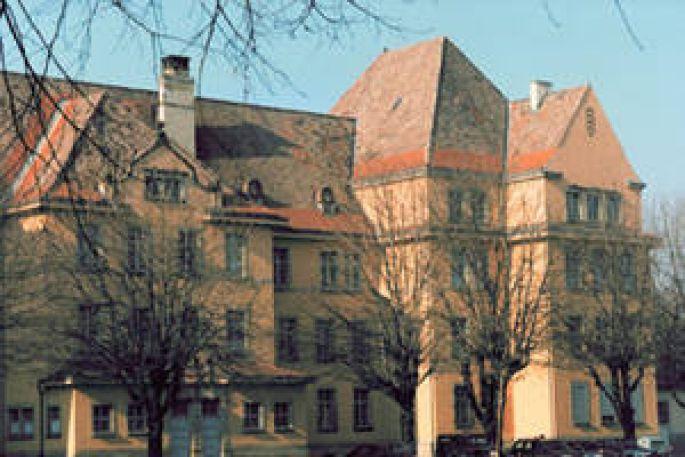 Le site Strasbourg Neudorf de l\'IUFM d\'Alsace