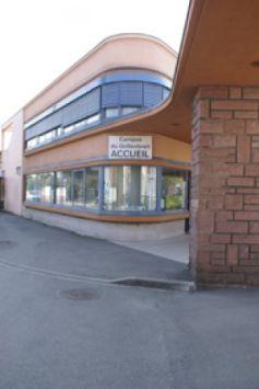 L\'Université de Colmar.