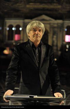 Jacques Mercier dirige l\'Orchestre national de Lorraine