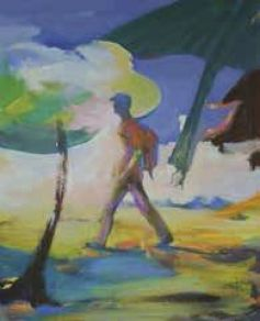Jacques Thomann : Des clairières dans le ciel