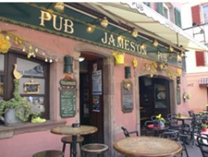 james'on, pub a colmar