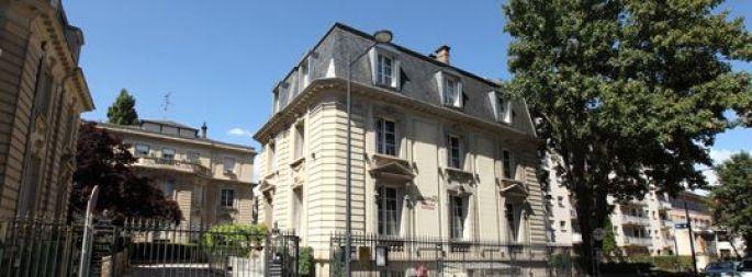 Japanhao dans le bâtiment du Consulat d\'Italie