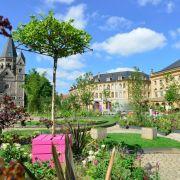 Jardin d\'été, le jardin éphémère de Metz 2019