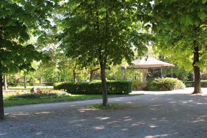 Jardin de Ville à Ribeauvillé