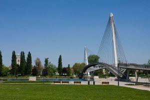 jardin des deux rives, strasbourg : detente, balade, architecture | jds