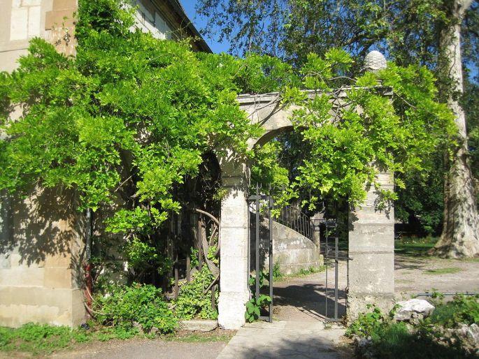 Le Jardin des Sciences de Dijon se trouve dans le Jardin de l\'Arquebuse