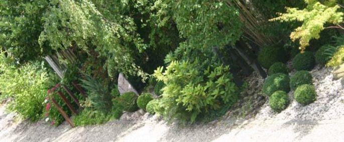 Le jardin remarquable de L\'Escalier à Brumath
