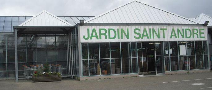 Jardin Saint André à Cernay