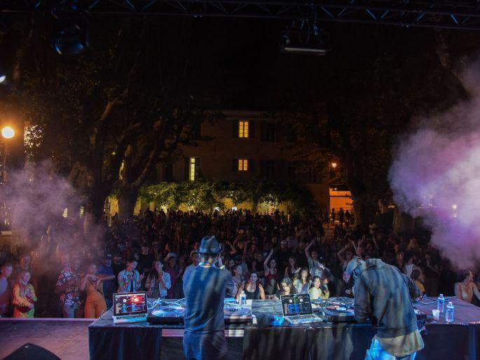 Jardin Sonore Festival Vitrolles